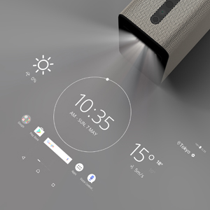Smart Products[Xperia Touch]Sony Corporation + Sony Mobile Communications Inc. 17G050372