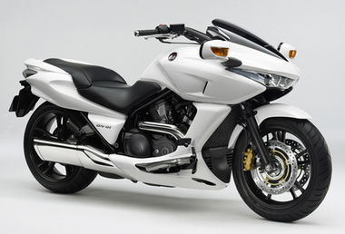 Automatic Transmission Motorcycle [DN-01] | Complete list of