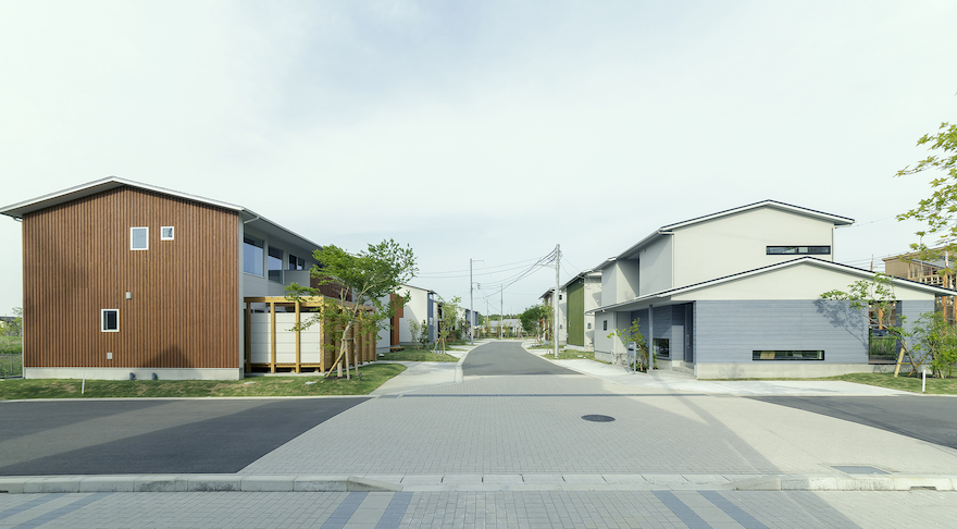 residential houses sora no machi complete list of the winners rh g mark org