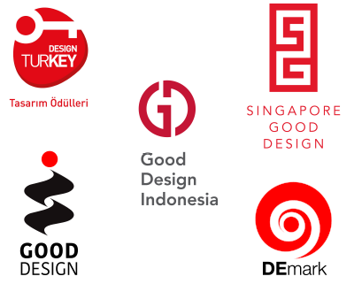 Today Good Design Award Has Created Collaborative Programs With Thailand India Singapore Turkey And Indonesia See Here For Details