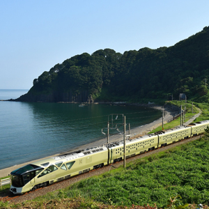 CRUISE TRAIN[TRAIN SUITE SHIKI-SHIMA]EAST JAPAN RAILWAY COMPANY 17G070629